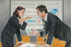 The M&A trend in pharma