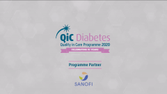 Best practice in UK diabetes celebrated at virtual QiC Diabetes Awards 2020