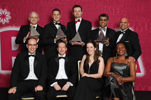 AstraZeneca company of the year PMEA 2011