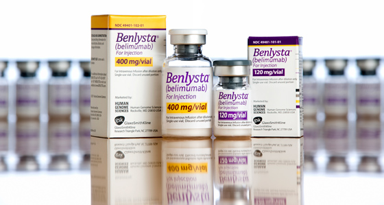 Benlysta - GSK body