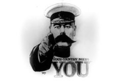 Kitchener's Moustache and the Importance of Contextualisation