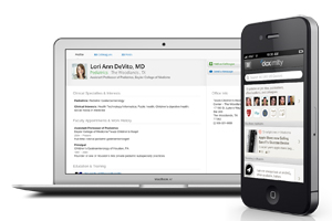 Doximity US physician social network