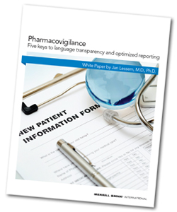 Pharmacovigilance and adverse event reporting: Five keys for ...