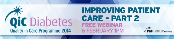 QiC Diabetes: improving patient care (part one)