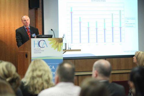 Steve Oldfield, sanofi-aventis, at the HCA Conference 2010
