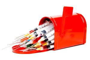 Mailbox drugs