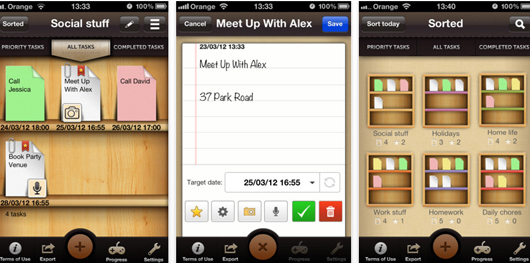 Janssen Sorted iPhone app for ADHD