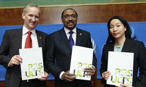 UNAIDS report