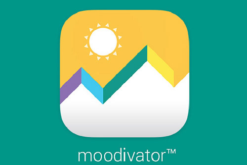 Pfizer moodivator app