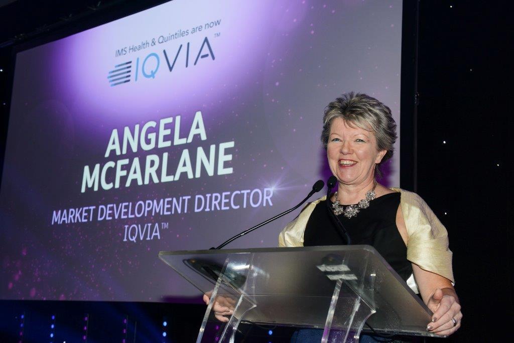 Angela McFarlane