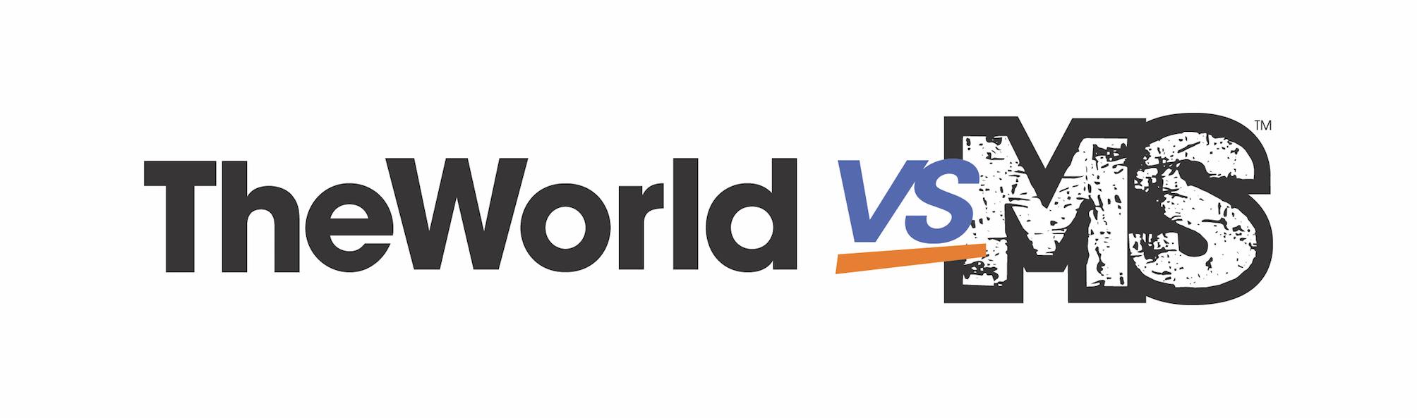 The world vs ms logo