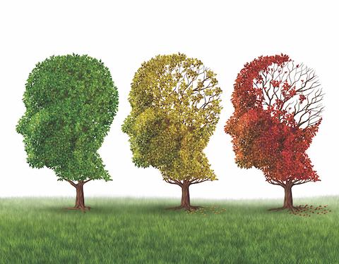 Alzheimer's trees