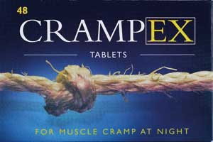 Crampex packaging