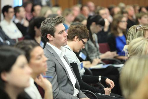 Audience at the HCA Conference 2010