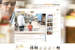 Novartis channel