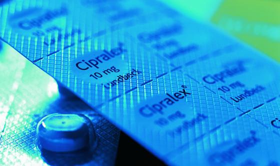 Lundbeck's antidepressant Cipralex/Lexapro (escitalopram)