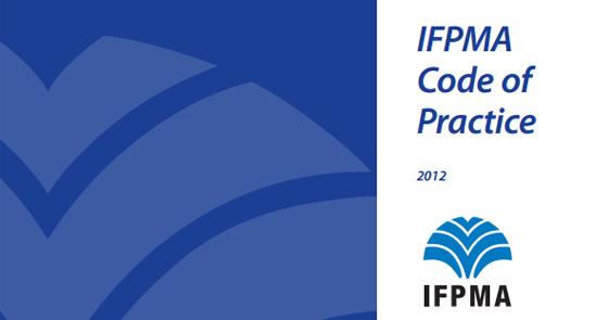 IFPMA code of practice