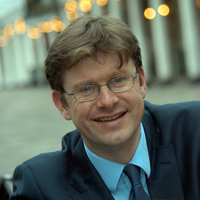 Greg Clark UK science minister