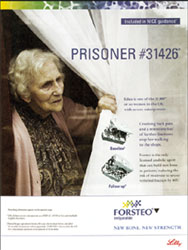 Forsteo advert