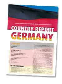 Country report: Germany