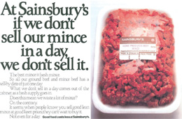 Sainsbury's Advert
