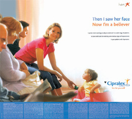 Cipralex advert