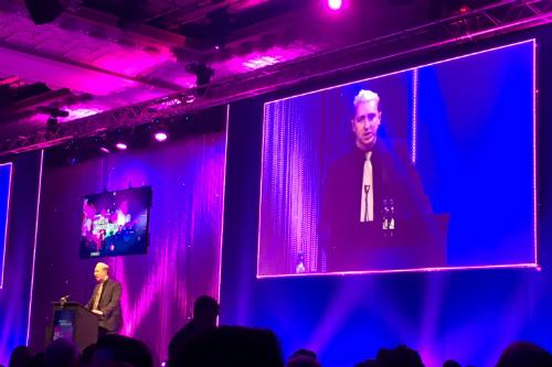 PM Society Awards 2017 Craig Bradley