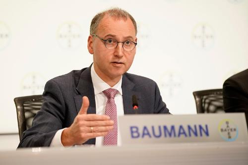Bayer Werner Baumann