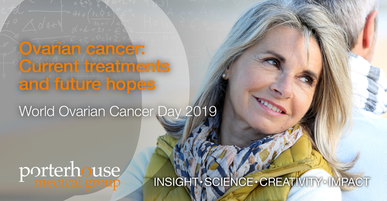 World Ovarian Cancer Day Current Treatments And Future Hopes For Ovarian Cancer Pmlive