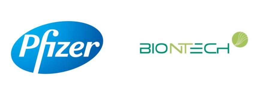 Pfizer Biontech logo