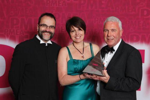 The Grey Healthcare Group Cause Marketing Award winner PMEA 2011