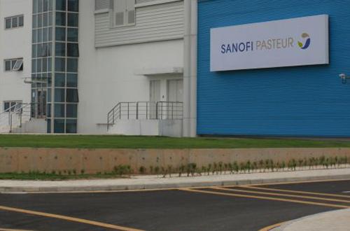 Sanofi Pasteur building