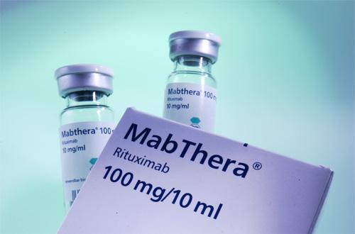 Roche MabThera rituximab