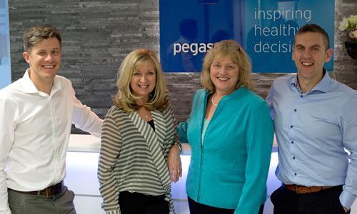 Pegasus joins Ashfield Healthcare Communications