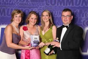 Communiqué Awards 2008: Results - Communiqué Awards - PMLiVE