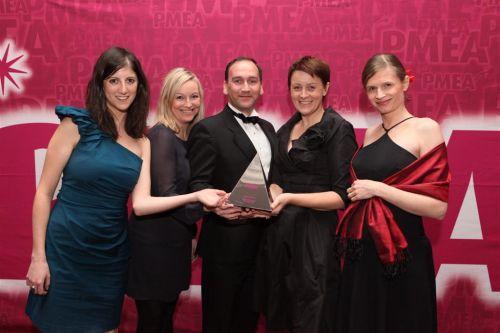 PMEA Winner - Healthcare Collaboration Award