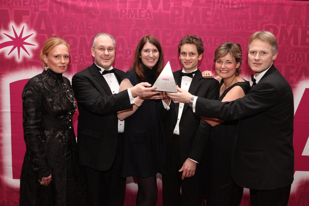 PMEA Winner - Hill & Knowlton Award For Innovation
