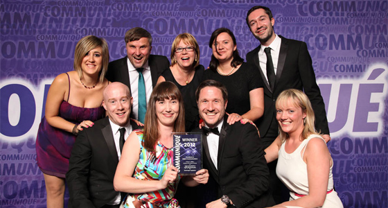 Communique Awards Excellence in Digital Communications