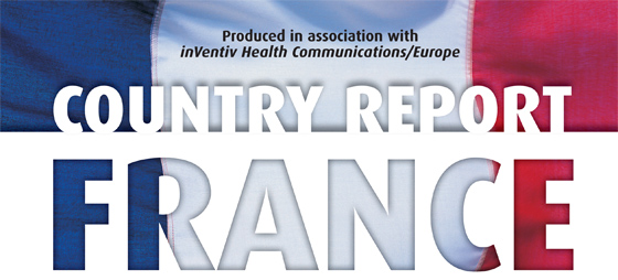 Country report: The healthcare market in France