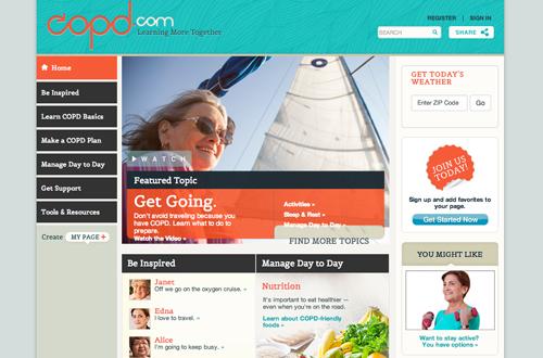 copd website gsk