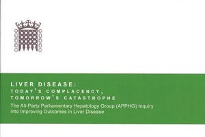 Liver disease burden