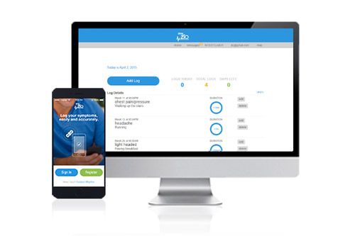 iRhythm Technologies myZIO app