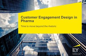 Customer engagement design pharma
