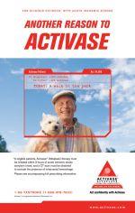 Activase Stroke Brochure Cover