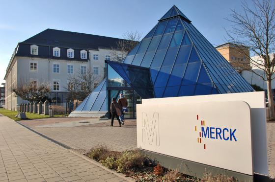 Merck KGaA HQ Darmstadt