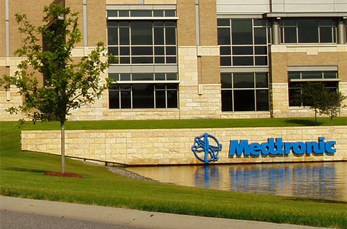 Medtronic headquarters