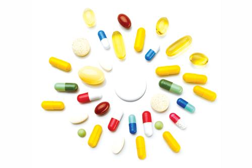 pills-circle