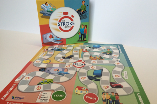 ABPI Focus Games The Stroke Game