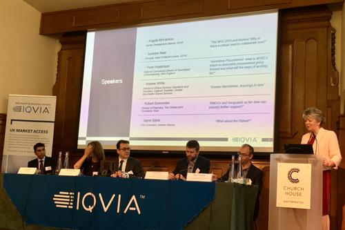 IQVIA UK marketing access