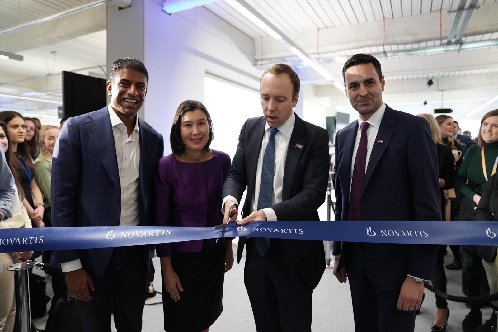 Novartis opening